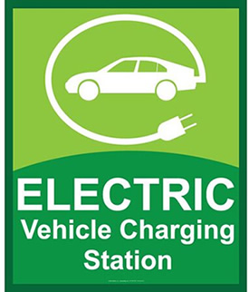 electric vehicle charging station design